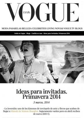 VOGUE WEB 03/2014