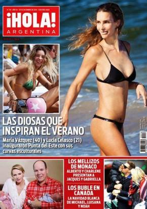 HOLA ARGENTINA 12/2014