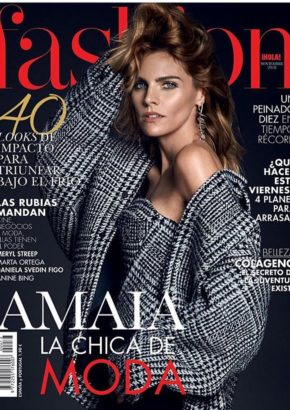 HOLA FASHION 10/2018
