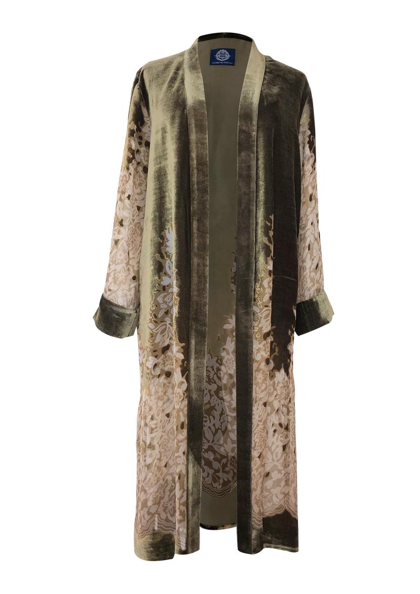 kimono+olive+green+front