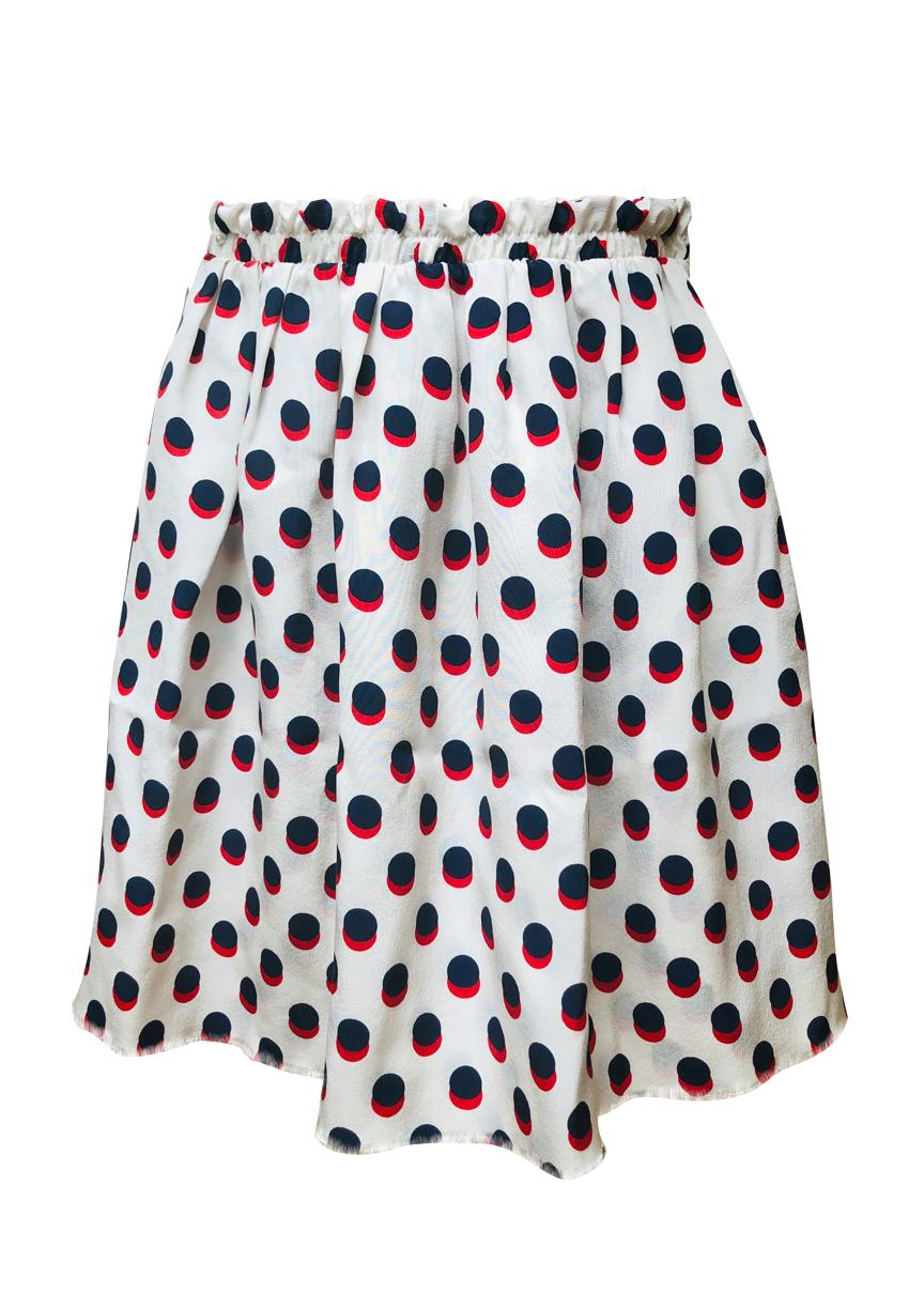 dots+skirt